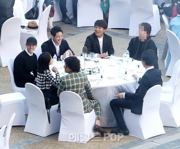 Đám cưới siêu khủng của diễn viên Vườn sao băng: Hội bạn thân tài tử, mỹ nhân hội tụ, thiếu Song Joong Ki - Ảnh 10.