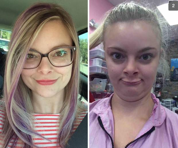 Khi 15 cô nàng xinh đẹp thích làm trò mặt xấu - Ảnh 23.