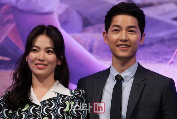 Tin nóng: Bố mẹ Song Joong Ki gặp Song Hye Kyo để bàn về đám cưới? - Ảnh 2.