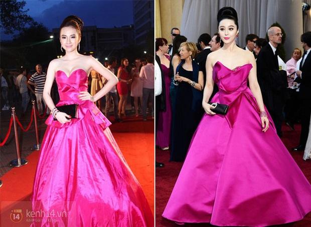 Thiên hạ đệ nhất sao chép phong cách của showbiz Việt, có lẽ là Angela Phương Trinh - Ảnh 1.