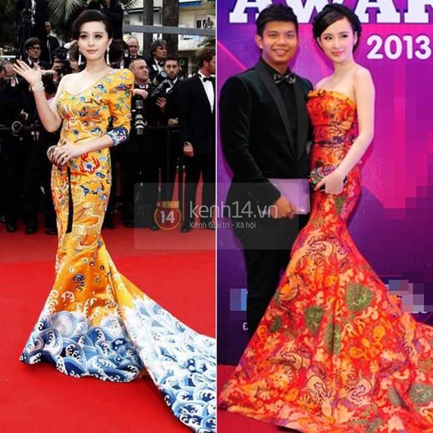 Thiên hạ đệ nhất sao chép phong cách của showbiz Việt, có lẽ là Angela Phương Trinh - Ảnh 4.