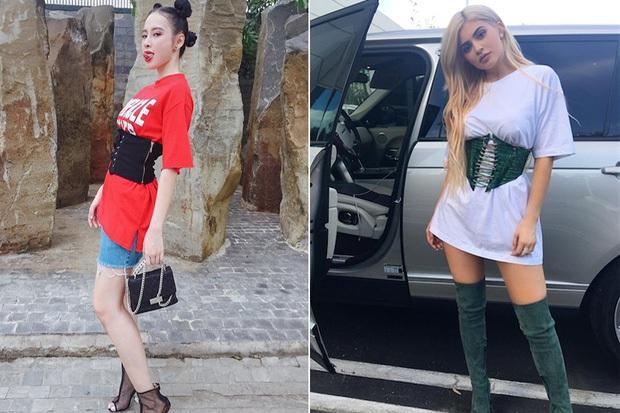 Thiên hạ đệ nhất sao chép phong cách của showbiz Việt, có lẽ là Angela Phương Trinh - Ảnh 12.