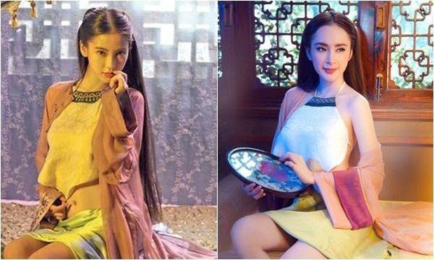 Thiên hạ đệ nhất sao chép phong cách của showbiz Việt, có lẽ là Angela Phương Trinh - Ảnh 16.