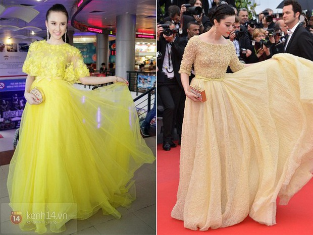 Thiên hạ đệ nhất sao chép phong cách của showbiz Việt, có lẽ là Angela Phương Trinh - Ảnh 3.