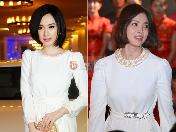 Thiên hạ đệ nhất sao chép phong cách của showbiz Việt, có lẽ là Angela Phương Trinh - Ảnh 13.