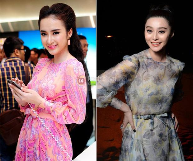 Thiên hạ đệ nhất sao chép phong cách của showbiz Việt, có lẽ là Angela Phương Trinh - Ảnh 2.