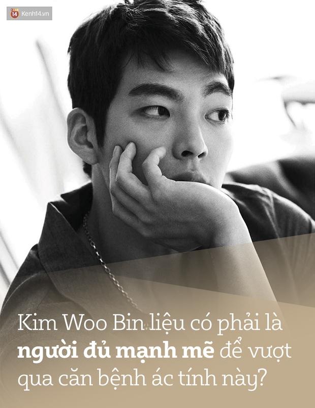 Kim Woo Bin - Gã đàn ông gần 30 năm sống không phí một giây, lúc đau đớn nhất vì bệnh tật vẫn khăng khăng vì người khác - Ảnh 1.