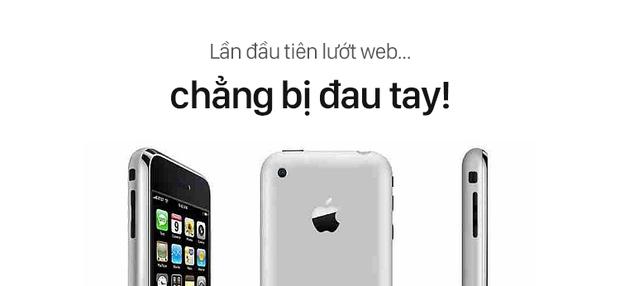 Hôm nay iPhone tròn 10 tuổi, cũng là kỉ niệm 10 năm ngày chúng tôi yêu nhau - Ảnh 1.