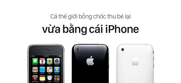 Hôm nay iPhone tròn 10 tuổi, cũng là kỉ niệm 10 năm ngày chúng tôi yêu nhau - Ảnh 3.