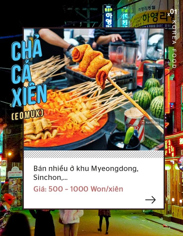 Cẩm nang tất tật những món ăn vặt phải thử khi đến Hàn Quốc - Ảnh 2.