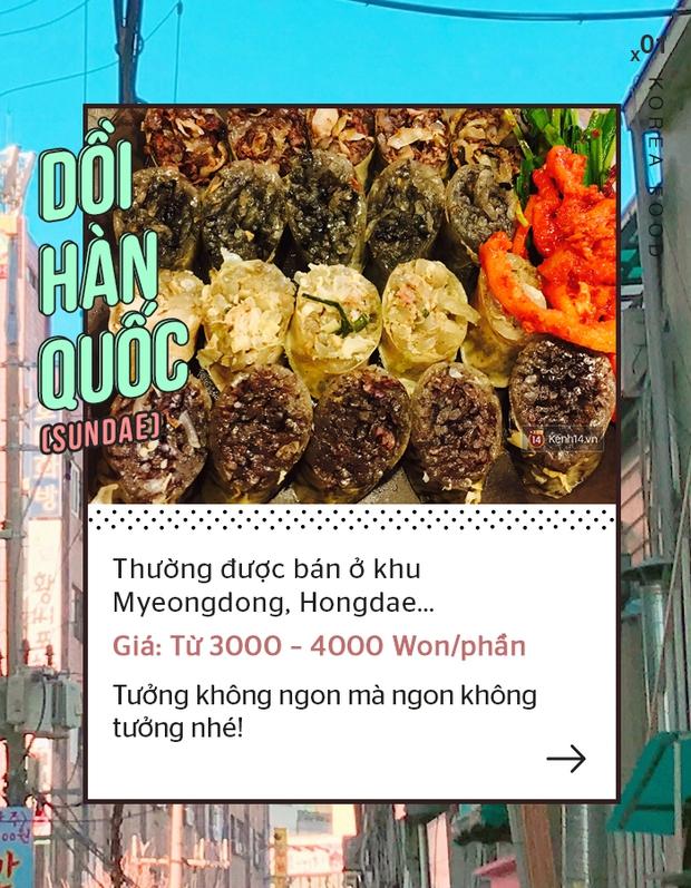 Cẩm nang tất tật những món ăn vặt phải thử khi đến Hàn Quốc - Ảnh 4.