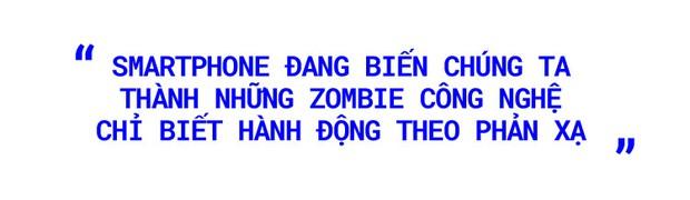 Gửi những con zombie luôn dán mắt vào màn hình điện thoại: Cuộc đời bạn đang trở nên bất hạnh hơn - Ảnh 4.