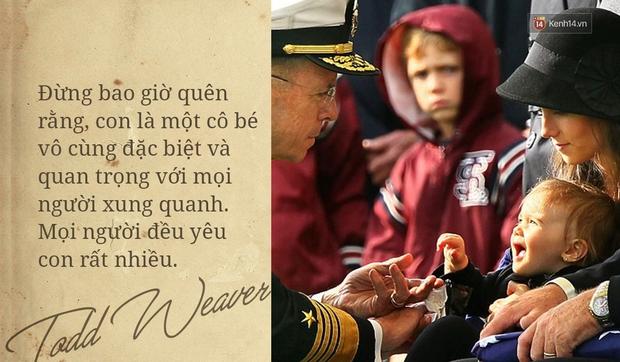 Biết rằng mình sẽ qua đời trên chiến trường, người chồng để lại 2 lá thư xúc động cho vợ và con gái - Ảnh 2.