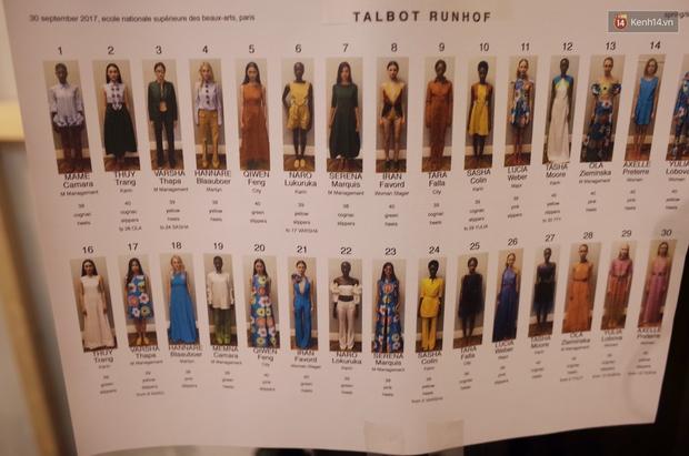 Clip độc quyền: Thùy Trang kết show Talbot Runhof tại Paris Fashion Week, nhận cát xê khủng ngay sau buổi diễn - Ảnh 6.