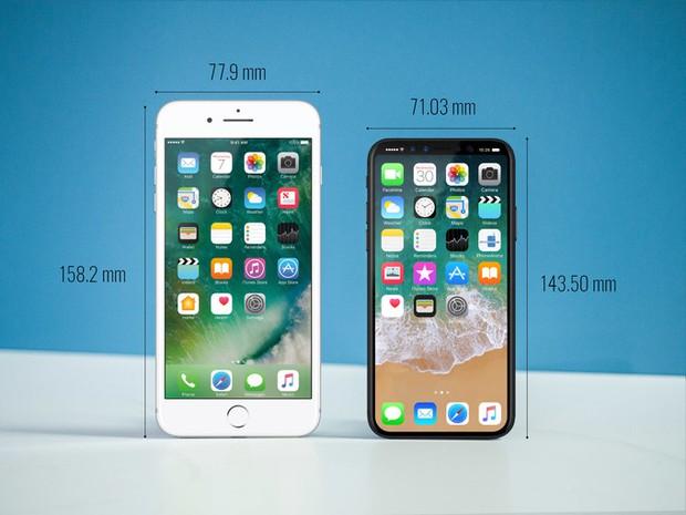 iPhone 8 đọ dáng với loạt bom tấn smartphone chất nhất hiện nay, thật sự quá ấn tượng! - Ảnh 2.