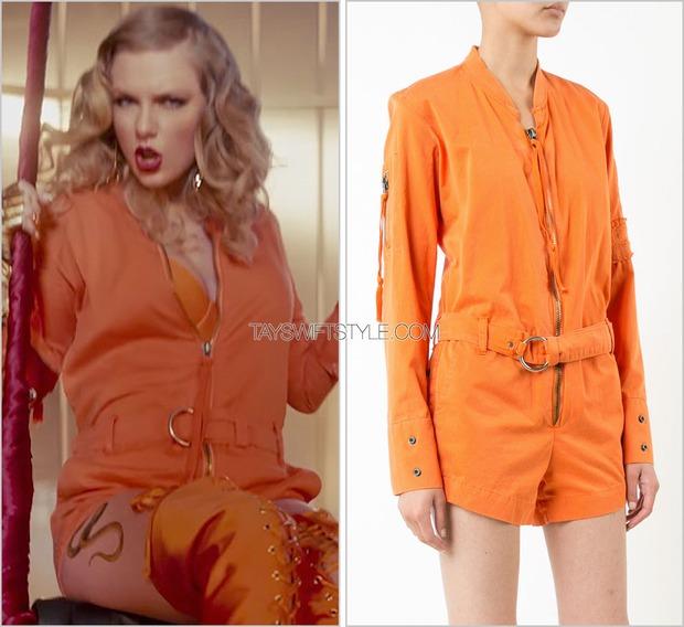 Không hổ danh rắn chúa, Taylor Swift chi cả tỷ đồng mua quần áo quay MV - Ảnh 9.