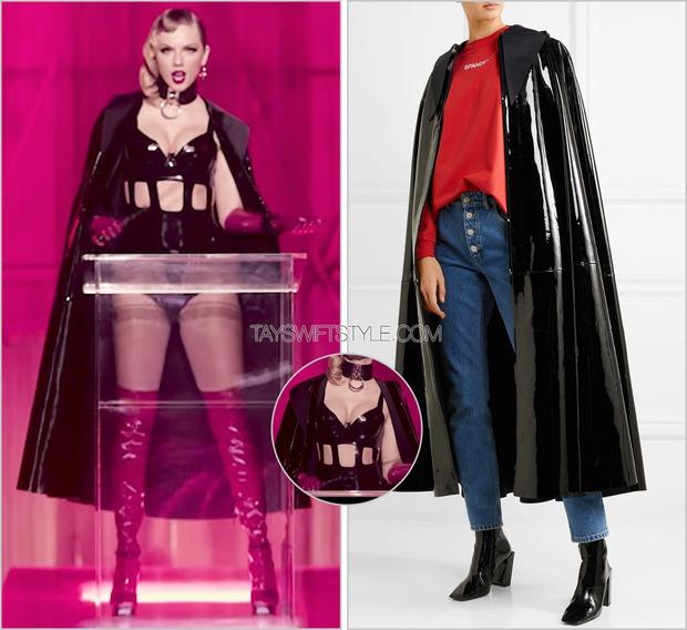 Không hổ danh rắn chúa, Taylor Swift chi cả tỷ đồng mua quần áo quay MV - Ảnh 4.