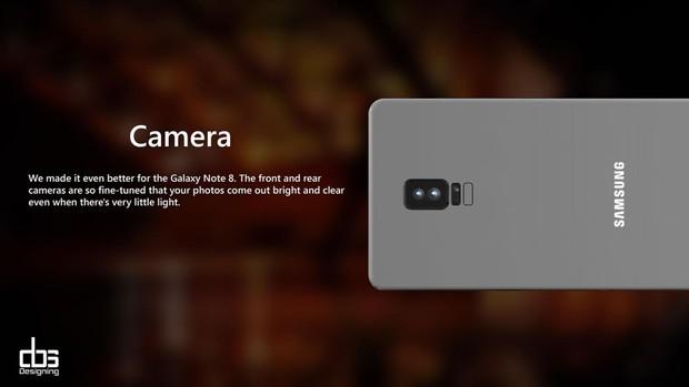 Nhìn Galaxy Note 8 đẹp như thế này thì ai mà chê nổi cơ chứ - Ảnh 5.