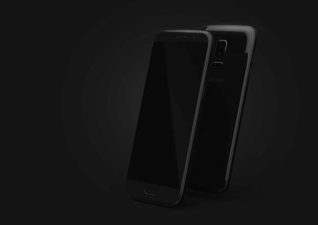 Fan Samsung sẽ sướng khóc thét nếu Galaxy S8 đẹp mê ly như này - Ảnh 1.