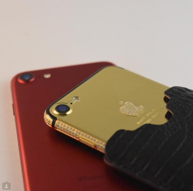 Tại thành phố xa hoa Dubai, iPhone cũng phải sang chảnh đến mức này mới chịu được - Ảnh 7.