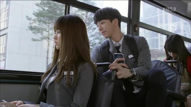Lãng mạn nhất Facebook hôm nay: Chuyện đi xe bus cũng kiếm được người yêu của nữ sinh Hàn Quốc - Ảnh 4.