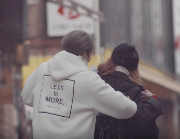 Không chỉ có giai điệu, MV Valentine của Sơn Tùng còn gây chú ý vì mặc toàn đồ Hàn size nữ! - Ảnh 2.
