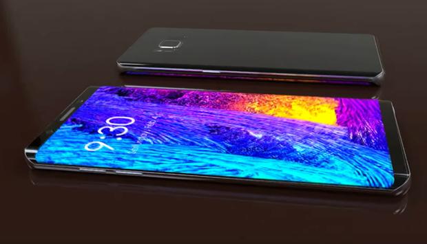 Ngắm Galaxy Note8 đẹp mỹ miều khiến biết bao con tim phải tan chảy - Ảnh 2.
