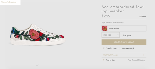 Gucci và 3 đôi giày khiến cả Hạ Vi lẫn Hà Hồ đều mê mệt không dứt! - Ảnh 2.