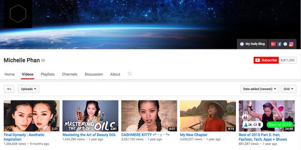 Michelle Phan gặp vấn đề tâm lý, ngừng làm video, tuyên bố từ bỏ Youtube - Ảnh 3.