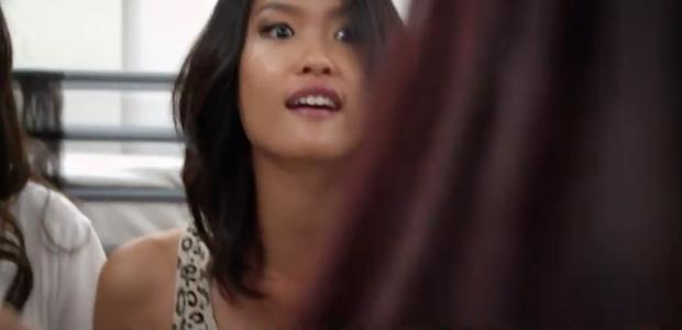 Minh Tú và thí sinh Indonesia cãi nhau bằng ngôn ngữ nặng nề trong nhà chung - Ảnh 3.