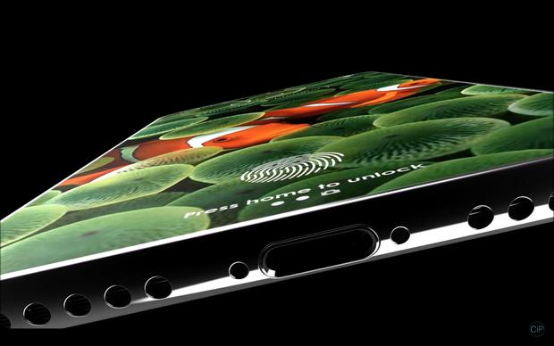 Apple mà tung ra iPhone 8 đẹp thế này thì biết bao con tim phải lạc nhịp - Ảnh 3.