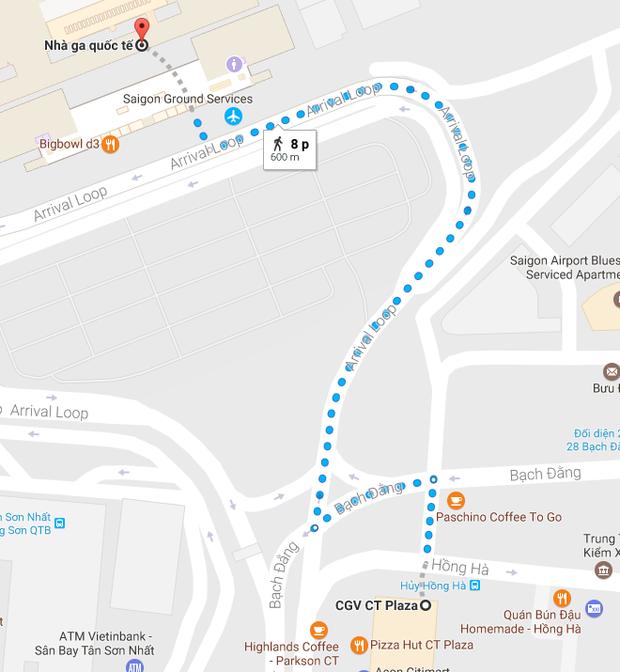 Chuyện gây tranh cãi: Cô gái bức xúc khi tài xế từ chối vì bắt taxi từ CT Plaza vào sân bay chỉ 600 mét - Ảnh 2.