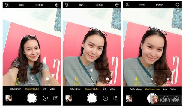 Đánh giá Vivo V5s: Thiết kế đẹp, cấu hình ổn, camera selfie 20 MP ấn tượng - Ảnh 12.