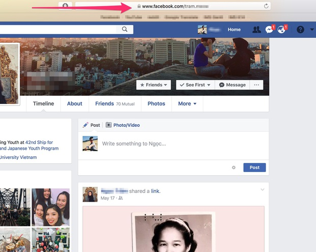 Trang web này sẽ cho phép bạn điều tra tất tần tật về Facebook của người bạn thích (hoặc ghét) - Ảnh 2.