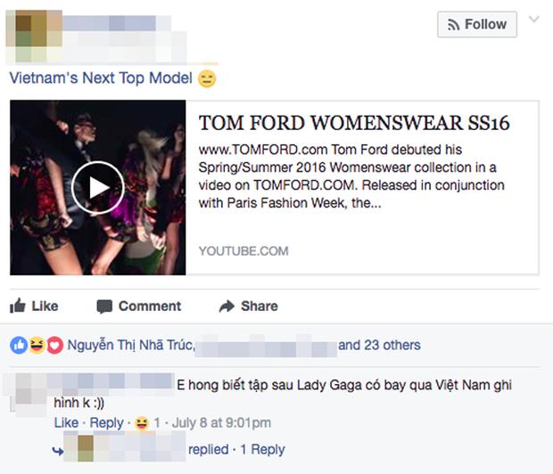 Thử thách quay one shot oái oăm của Next Top Việt bị tố là ăn cắp ý tưởng của Tom Ford - Ảnh 3.