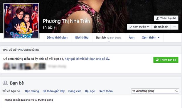 Im lặng trước nghi vấn chia tay nhưng Nhã Phương và Trường Giang đã không còn là bạn trên Facebook - Ảnh 2.
