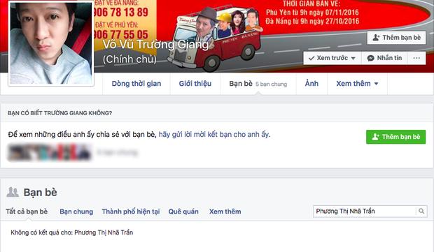 Im lặng trước nghi vấn chia tay nhưng Nhã Phương và Trường Giang đã không còn là bạn trên Facebook - Ảnh 3.