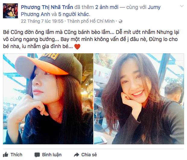 Im lặng trước nghi vấn chia tay nhưng Nhã Phương và Trường Giang đã không còn là bạn trên Facebook - Ảnh 6.