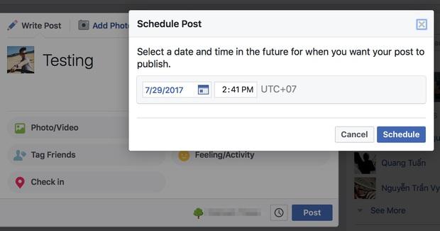 """Facebook vừa có thêm tính năng giúp bạn """"sống ảo"""" dễ dàng hơn - Ảnh 2."""