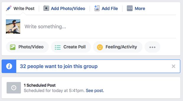 """Facebook vừa có thêm tính năng giúp bạn """"sống ảo"""" dễ dàng hơn Ảnh 3."""