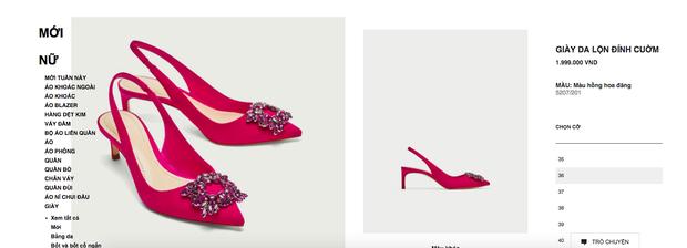 Đang mơ đến một đôi Hangisi? Tuyệt vời chưa, Zara có đôi hao hao rẻ hơn 11 lần - Ảnh 4.