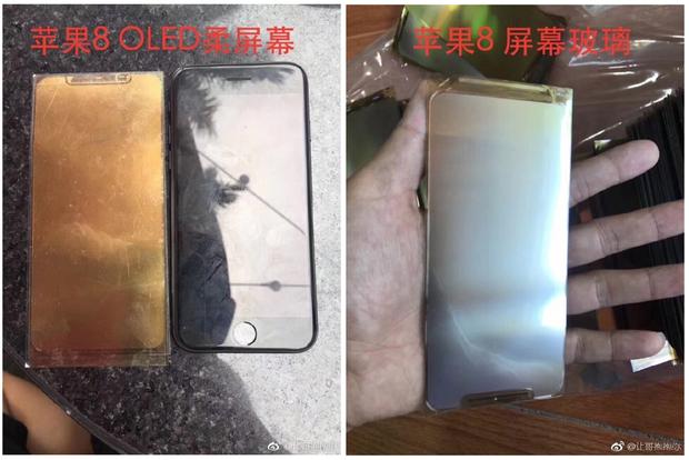 Nếu bạn vẫn chưa rõ mặt mũi iPhone 8 ra sao, hãy nhìn những hình ảnh này là biết - Ảnh 2.