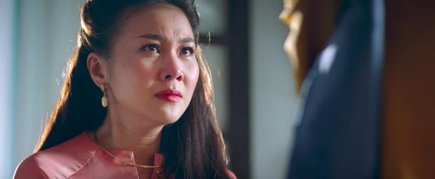 Thanh Hằng bị mẹ chồng mắng nhiếc trong phim điện ảnh về mẹ chồng nàng dâu - Ảnh 5.