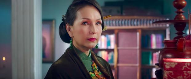 Thanh Hằng bị mẹ chồng mắng nhiếc trong phim điện ảnh về mẹ chồng nàng dâu - Ảnh 6.