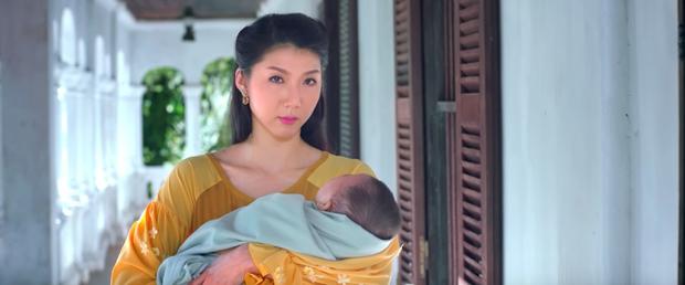 Thanh Hằng bị mẹ chồng mắng nhiếc trong phim điện ảnh về mẹ chồng nàng dâu - Ảnh 7.
