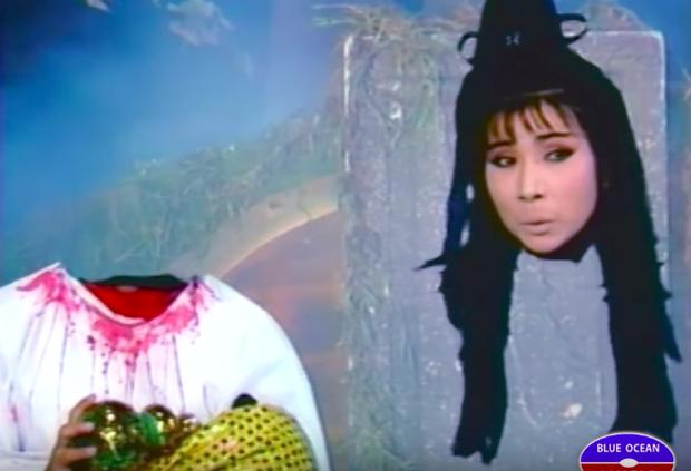 Cách đây hơn 20 năm, Việt Nam đã có những thước phim kinh dị ghê như thế này! - Ảnh 3.
