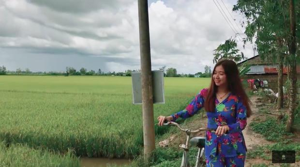 Tài Smile mang bản hit bự thế giới Despacito về với rặng dừa, lũy tre miền Tây - Ảnh 3.