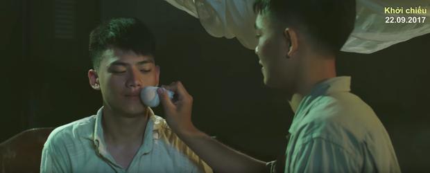 Phim đồng tính lùm xùm ăn cắp kịch bản tung trailer lãng mạn nhưng poster quê mùa - Ảnh 4.
