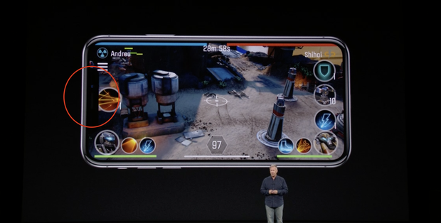 iPhone X tuyệt vời là thế, nhưng ai cũng thất vọng vì điểm này trên màn hình - Ảnh 4.