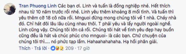 Phương Linh: Mọi người đừng mong tôi và Hà Anh Tuấn về một nhà - Ảnh 2.
